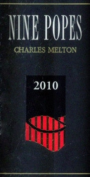 Charles Melton Nine Popes Shiraz Grenache 2010 750ml, Barossa Valley