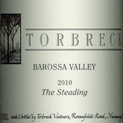 Torbreck The Steading Grenache Shiraz Mourvedre 2010 750ml, Barossa Valley