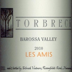 Torbreck Les Amis Grenache 2010 750ml, Barossa Valley