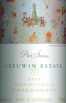 Leeuwin Estate Art Series Chardonnay 2011 750ml, Margaret River