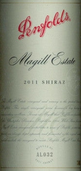 Penfolds Magill Estate Shiraz 2011 750ml, South Australia