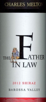 Charles Melton Father in Law Shiraz 2012  750ml, Barossa Valley