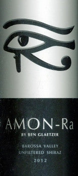 Glaetzer AMON-Ra Shiraz 2012 750ml, Barossa Valley