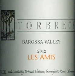 Torbreck Les Amis Grenache 2012 750ml, Barossa Valley
