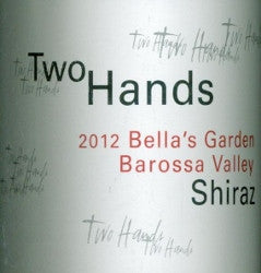 Two Hands Bella's Garden Shiraz 2012 750ml, Barossa Valley