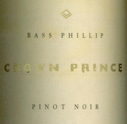 Bass Phillip Crown Prince Pinot Noir 2014 750ml, Gippsland