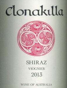 Clonakilla Shiraz Viognier 2013 750ml, Canberra District