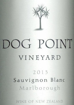 Dog Point Sauvignon Blanc 2013 750ml, Marlborough