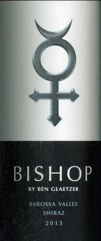 Glaetzer Bishop Shiraz 2013 750ml, Barossa Valley