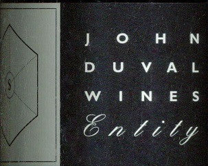 John Duval Entity Shiraz 2013 750ml, Barossa Valley