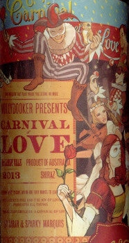 Mollydooker  Carnival of Love Shiraz 2013 750ml, McLaren Vale