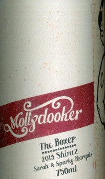 Mollydooker The Boxer Shiraz 2013 750ml,  South Australia