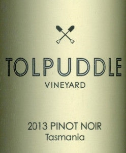 Tolpuddle Pinot Noir 2013 750ml, Coal River Valley