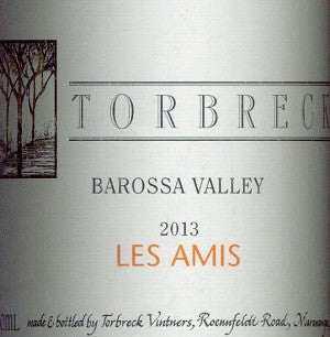 Torbreck Les Amis Grenache 2013 750ml, Barossa Valley