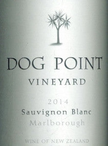 Dog Point Sauvignon Blanc 2014 750ml, Marlborough