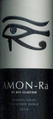 Glaetzer Amon-Ra Shiraz 2014 750ml, Barossa Valley