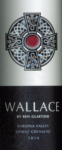 Glaetzer Wallace Shiraz Grenache 2014 750ml, Barossa Valley