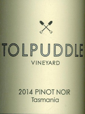 Tolpuddle Pinot Noir 2014 750ml, Coal River Valley