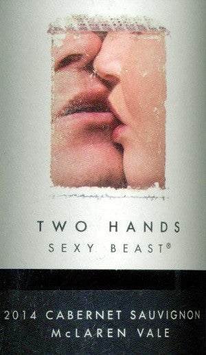 Two Hands Sexy Beast Cabernet Sauvignon 2014 750ml, Barossa Valley