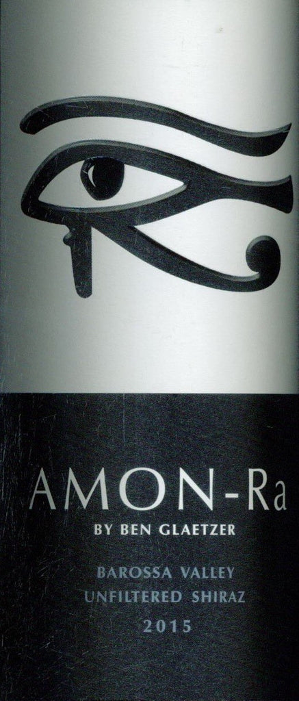 Glaetzer Amon-Ra Shiraz 2015 750ml, Barossa Valley