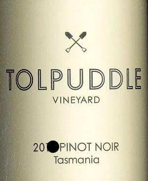 Tolpuddle Pinot Noir 2015 750ml, Coal River Valley