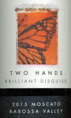 Two Hands Brilliant Disguise Moscato 2015 500ml, Barossa Valley