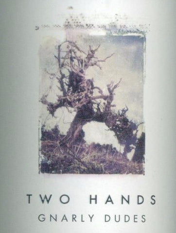 Two Hands Gnarly Dudes Shiraz 2015 750ml, Barossa Valley