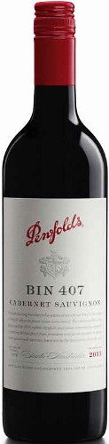 Penfolds Bin 407 Cabernet Sauvignon 2013 750ml, South Australia