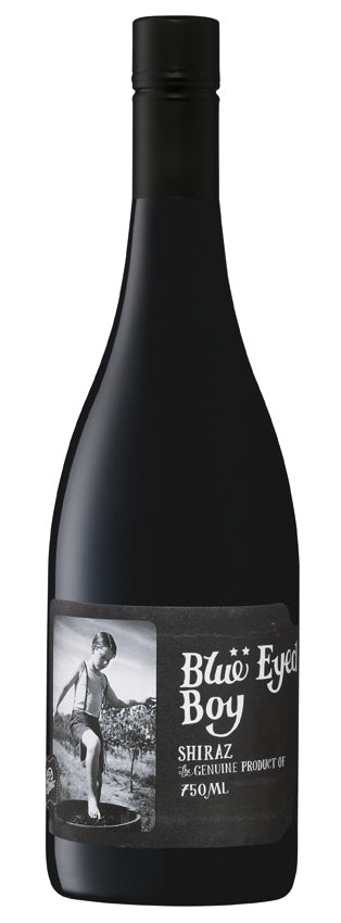 Mollydooker Blue eyed Boy Shiraz 2018 750ml , Mclaren Vale