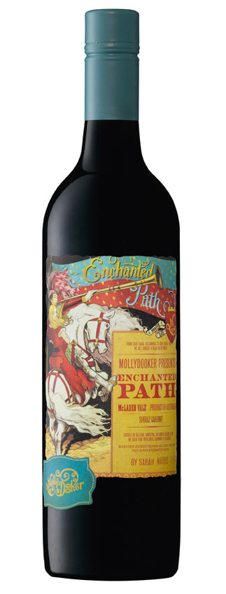 Mollydooker Enchanted Path Shiraz Cabernet Sauvignon 2017 750ml, McLaren Vale