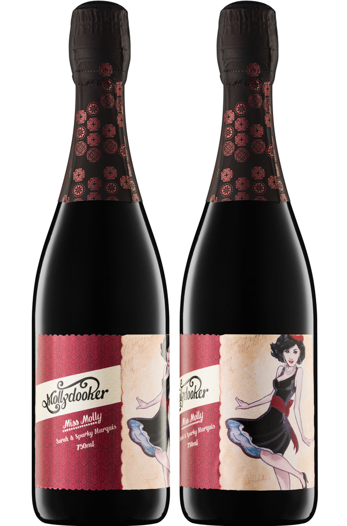 2016 Mollydooker Miss Molly Sparkling Shiraz 750ml