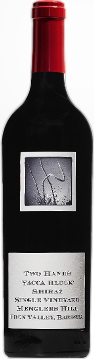 Two Hands Yacca Block Shiraz 2016 750ml, Eden Valley