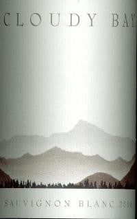 Cloudy Bay Estate Sauvignon Blanc 2008 750ml, Marlborough