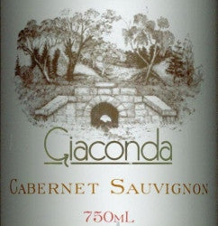 Giaconda Cabernet Sauvignon 2002 750ml , Beechworth
