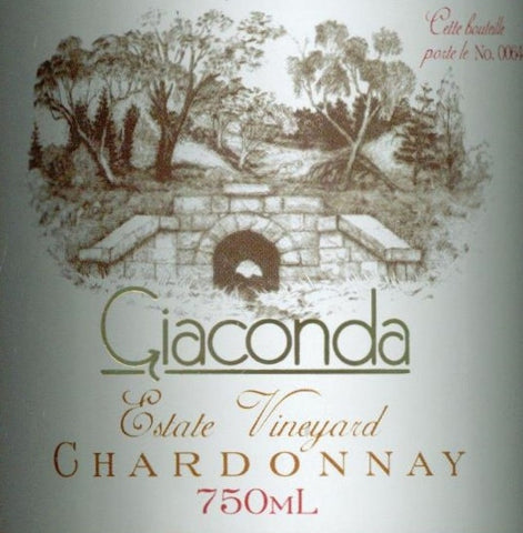 Giaconda Chardonnay 2005 750ml, Beechworth