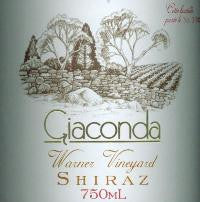Giaconda Warner Shiraz 2006 750ml, Beechworth