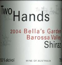 Two Hands Bella's Garden Shiraz 2004 Double Magnum 3L, Barossa Valley
