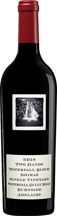 Two Hands Waterfall Block Shiraz 2018 750ml , Burnside Adelaide