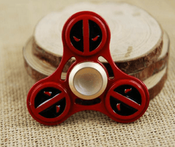 Deadpool Metal Fidget Spinner