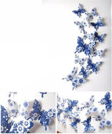 Free 3D Butterfly Wall Stickers