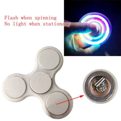 Lighting LED Fidget Tr-Spinner