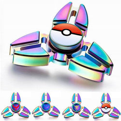 x2 Pokemon Fidget Spinner