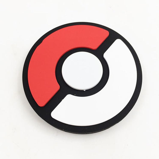 Pokeball Fidget Spinner