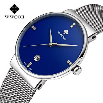 Men's Luxury Ultra Slim Business Wristwatch