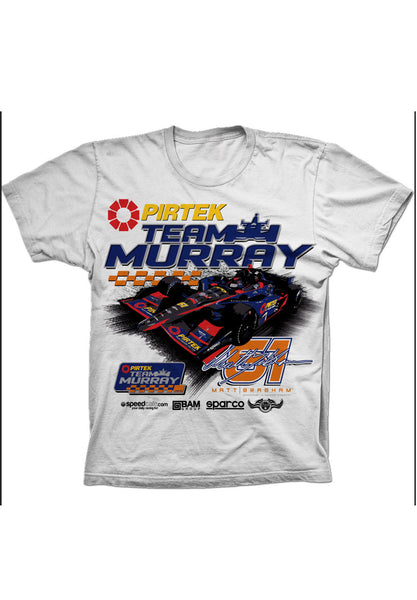 Team Murray - Official Shirt - White