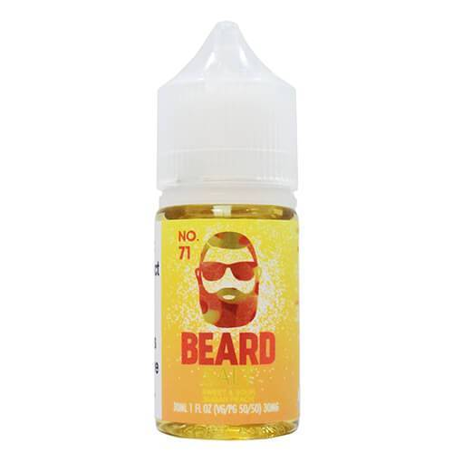 No. 71 by Beard Salts 30ml