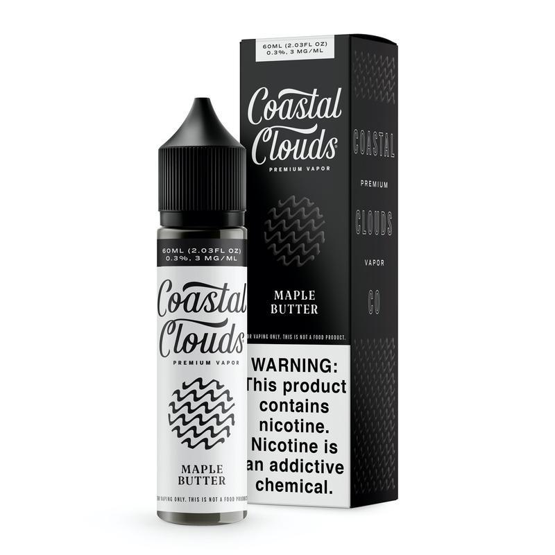 Maple Butter by Coastal Clouds 60ml