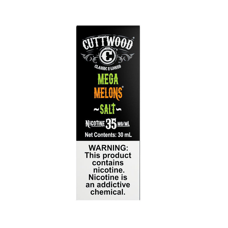 Mega Melons by Cuttwood Salt 30ml