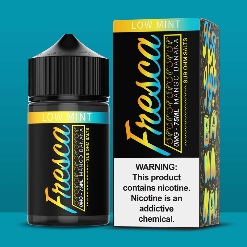 FRESCA | Mango Banana 75ML eLiquid