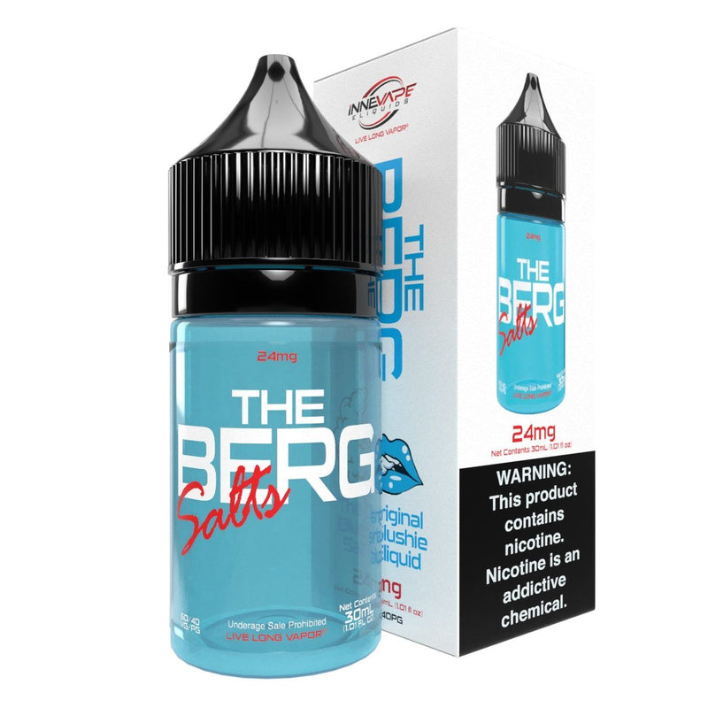 Heisenberg (The Berg) by Innevape Salts 30ml